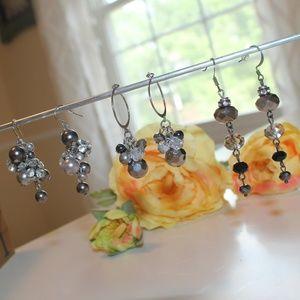 9 Pairs of Earrings New York & Company